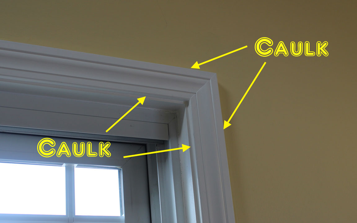 Stop leaking cash easy ways to crush your energy bills for Window caulking