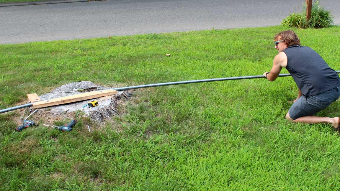 Diy Greenhouse Hoop House Hoop Bender Pole Bender 1 Mr Crazy Kicks